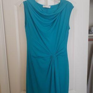 Michael Kors  Turquois dress